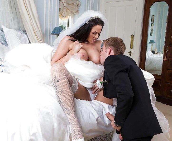 Bride Fuck