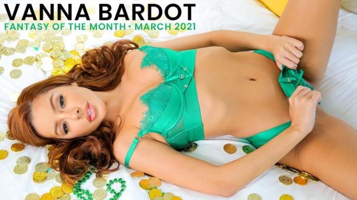 Vanna Bardot - March 2021 Fantasy Of The Month (NubileFilms) (2020 | HD)