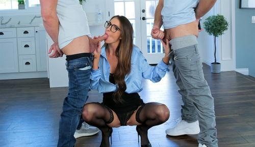 Silvia Saige - Who Wants To Be Teachers Pet (2021 | FullHD)
