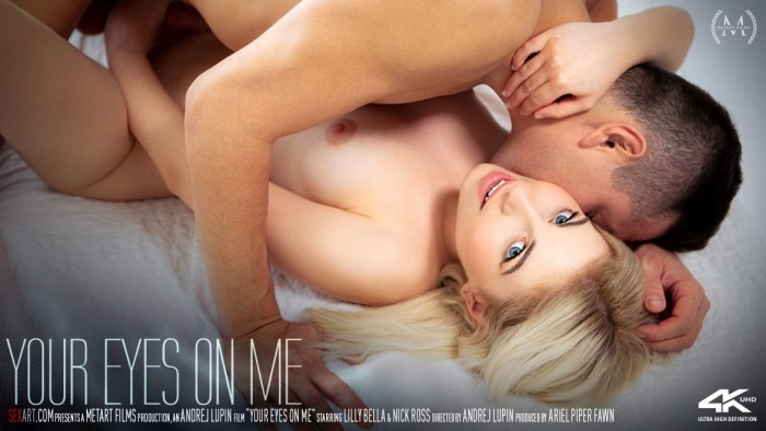 Lilly Bella, Nick Ross - Your Eyes On Me (03.28.2021 | FullHD)